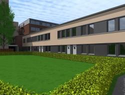Herbestemmen kantoor/ziekenhuis naar 118 studentenwoningen