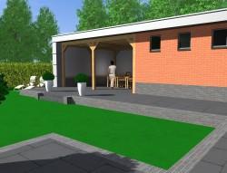 Renovatie en uitbreiding woning te Enkhuizen